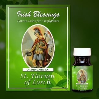 St Florian of Lorch (Patron For Firefighters)