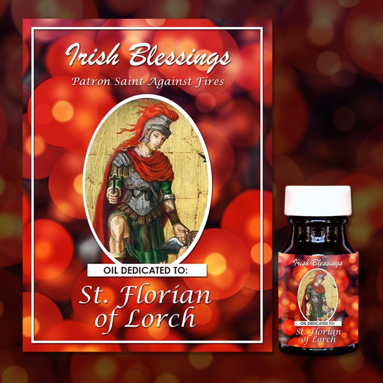 St Florian of Lorch (Patron against Fires)