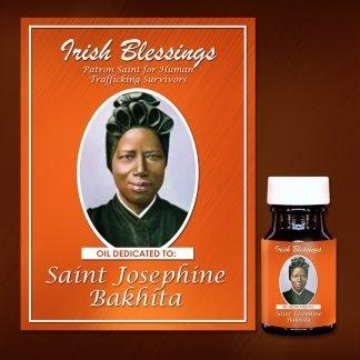 St Josephine Bakhita (virgin) (Patron for Human Trafficking Survivors)