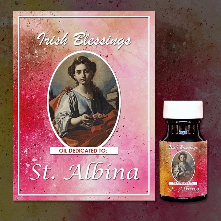 St Albina
