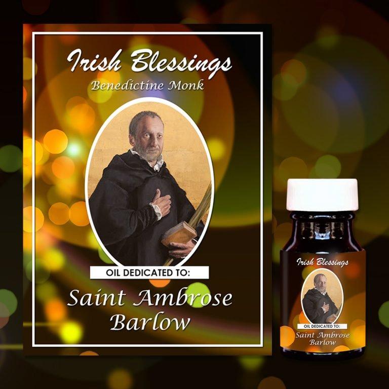 St Ambrose Barlow Presentation (2)