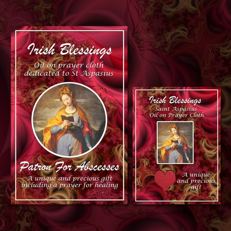 St Aspasius of Auch - Patrons | A Blessed Call To Love