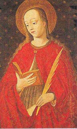 St Devota