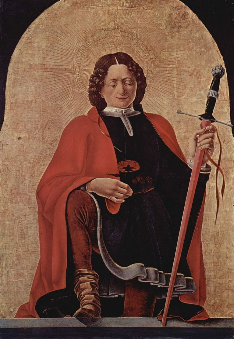 St Florian of Lorch