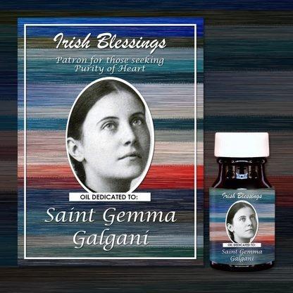 St Gemma Galgani (Patron for those seeking Purity of Heart)