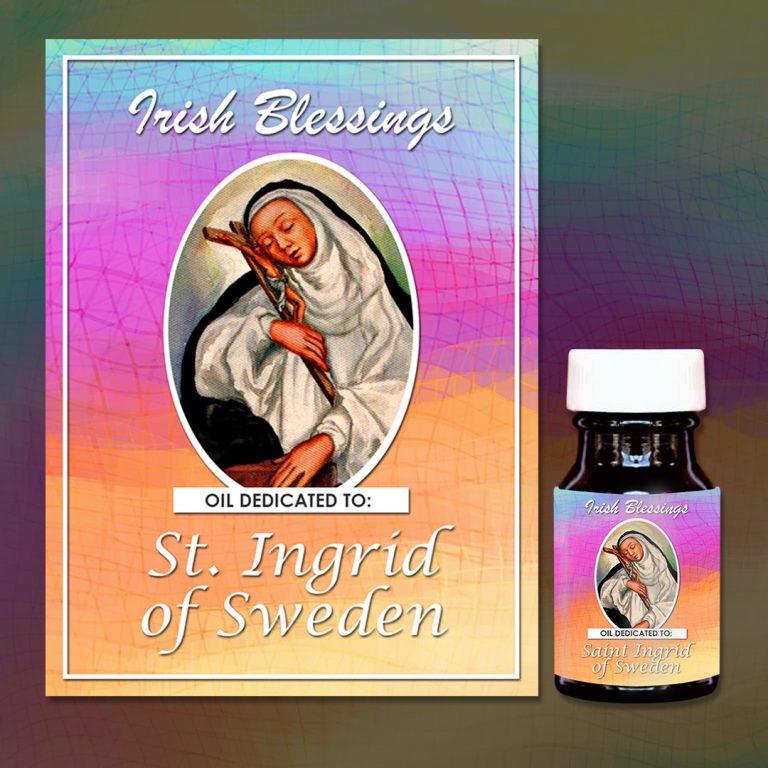 St Ingrid of Sweden