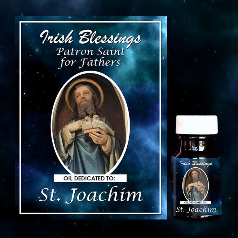 St Joachim healing oil 3