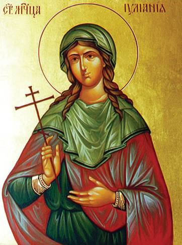 St Juliana of Nicomedia
