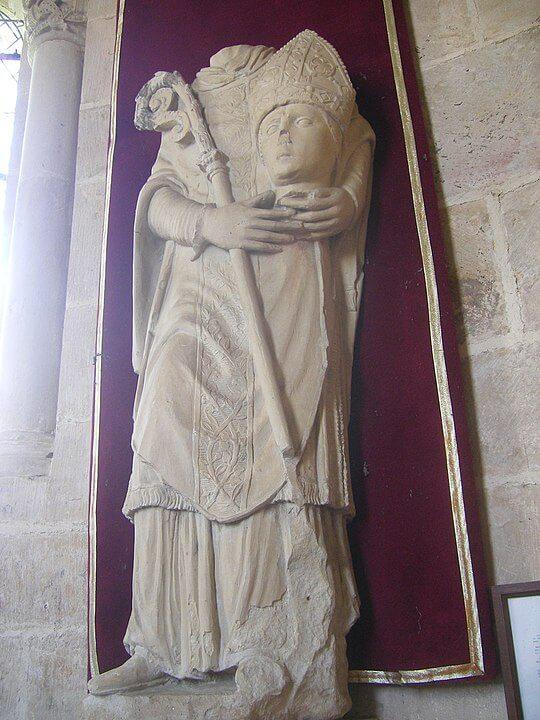 St Reverianus