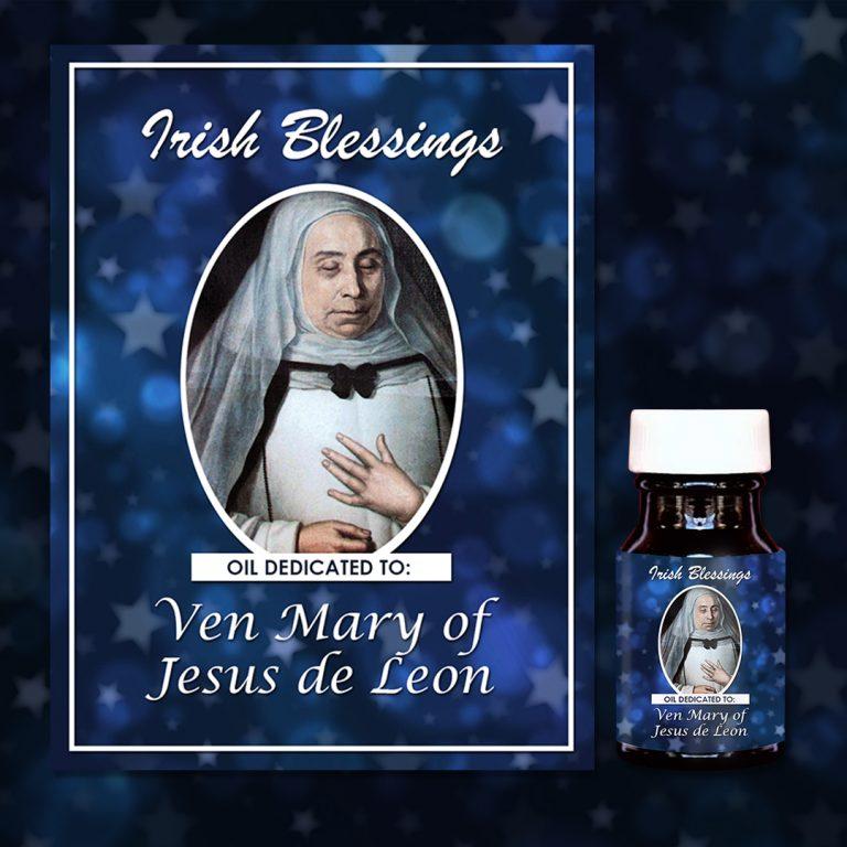 Ven Mary of Jesus de Leon