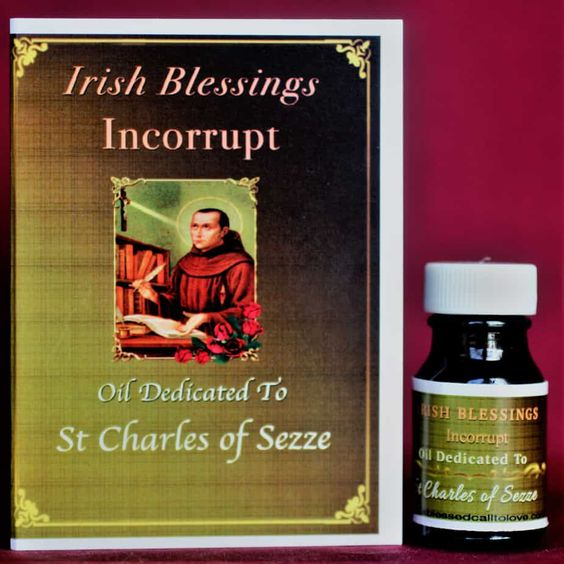 St Charles of Sezze - Incorruptibles | A Blessed Call To Love