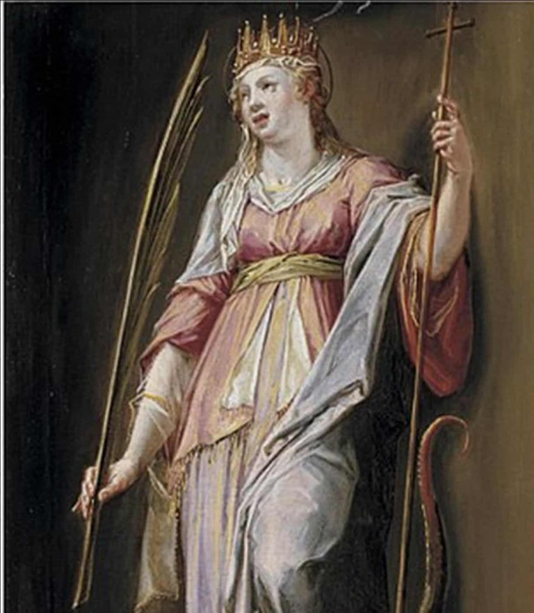 St Margaret of Antioch - Martyrs of the Church | A Blessed Call To Love