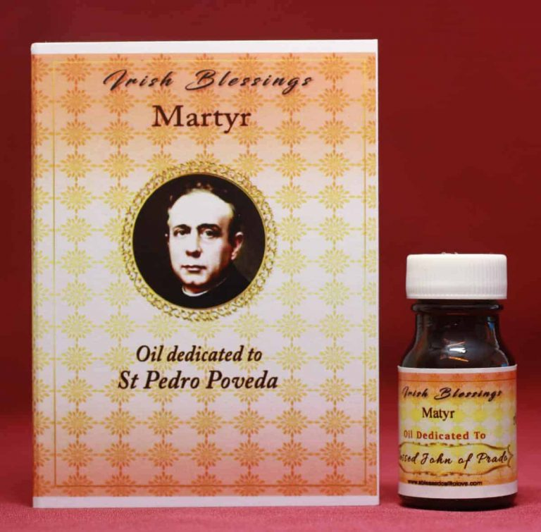 St Pedro Poveda - Martyrs of the Church | A Blessed Call To Love