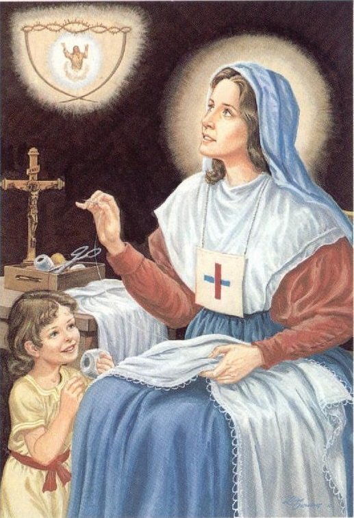 Blessed Anna Maria Taigi - Patrons | A Blessed Call To Love