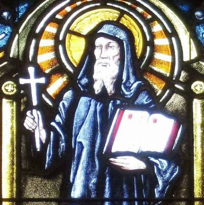 St Benedict - Patrons | A Blessed Call To Love