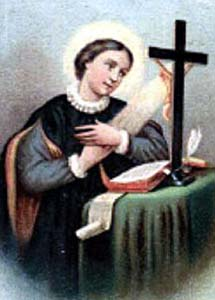 St Catherine of Genoa - Patrons | A Blessed Call To Love