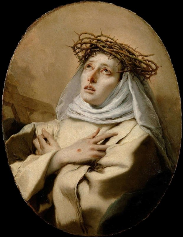 St Catherine of Sienna- Patrons | A Blessed Call To Love