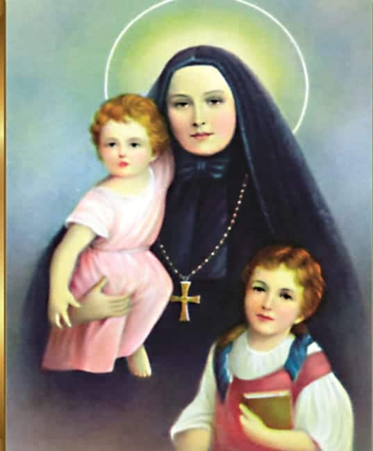 St Frances Xavier Cabrini - Patrons | A Blessed Call To Love