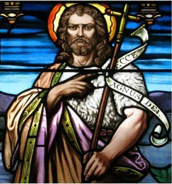 St John the Baptist - Patrons | A Blessed Call To Love