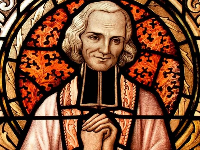 St John Vianney - Patrons | A Blessed Call To Love