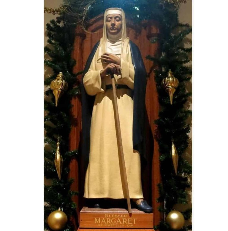 St Margaret of Castello - Patrons | A Blessed Call To Love