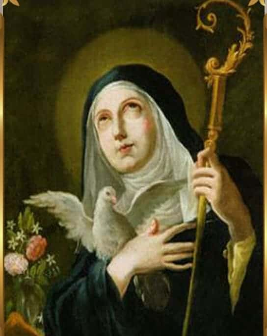 St Scholastica - Patrons | A Blessed Call To Love