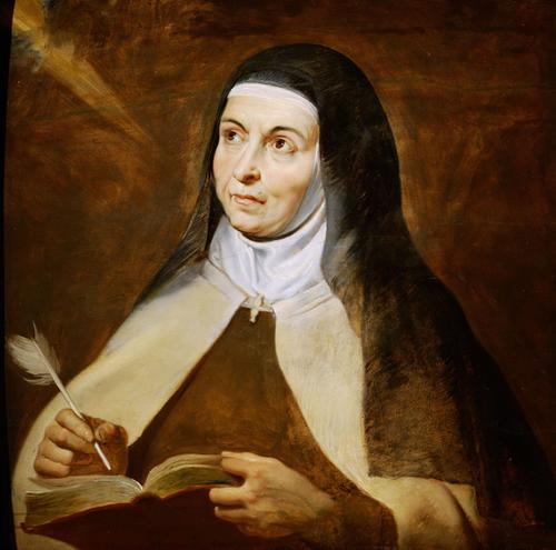 St Teresa of Avila - Patrons | A Blessed Call To Love
