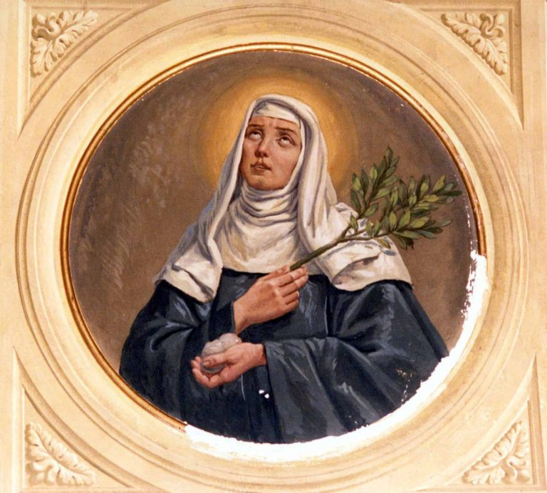 Blessed Veronica of Milan - Virgins | A Blessed Call To Love