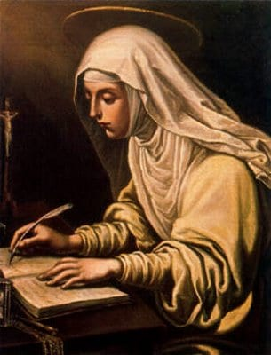 St Catherine de Ricci - Virgins | A Blessed Call To Love