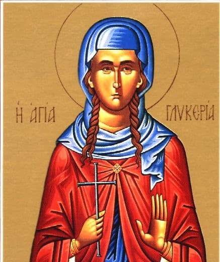 St Glyceria- Virgins | A Blessed Call To Love