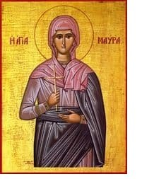 St Maura of Troyes - Virgins | A Blessed Call To Love
