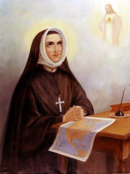 St Rose P Duchesne - Virgins   A Blessed Call To Love