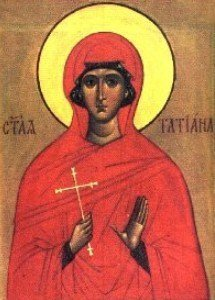 St Tatiana- Virgins | A Blessed Call To Love