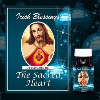 Oil dedicated to the Sacred Heart