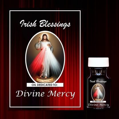 Oil Dedicated to Divine