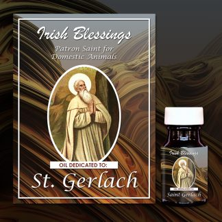 St Gerlach Healing Oil (Patron for Domestic Animals)