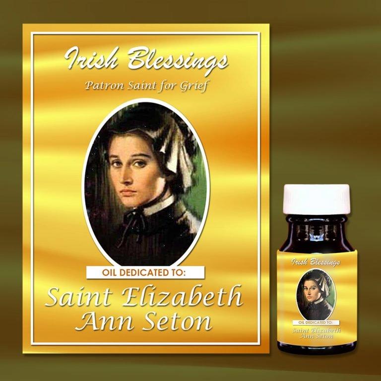 st elizabeth ann seton healing oil