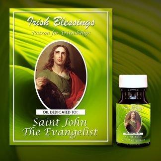 St John the Evangelist healing oil (Patron for Friendships)