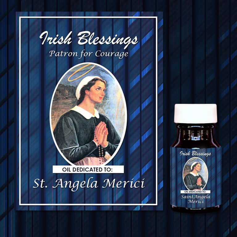 St Angela Merici Patron for Courage