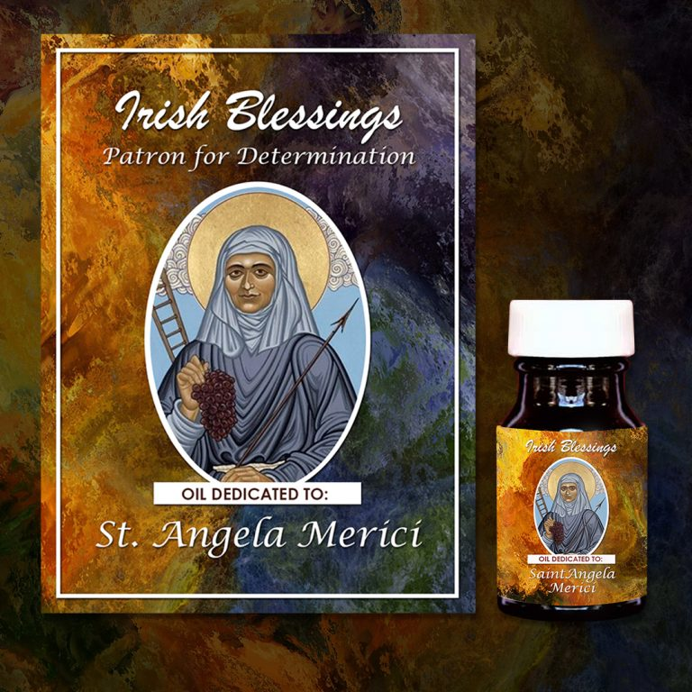 St Angela Merici Patron for Determination