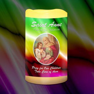 St Anne Patron for Children