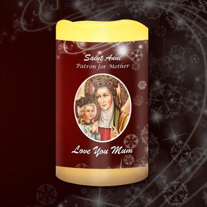 St Anne Patron for Mother