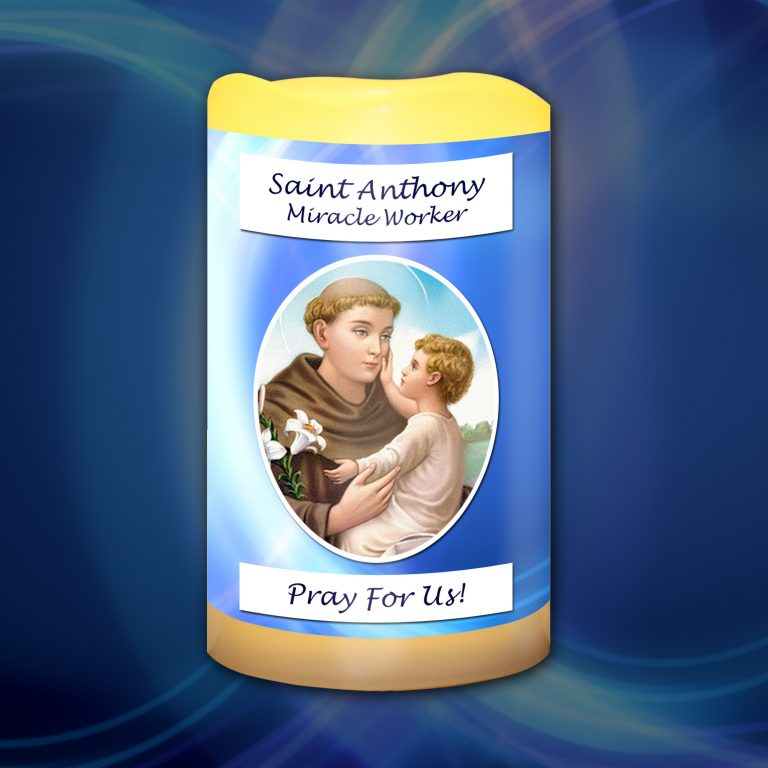 St Anthony Miracle Worker