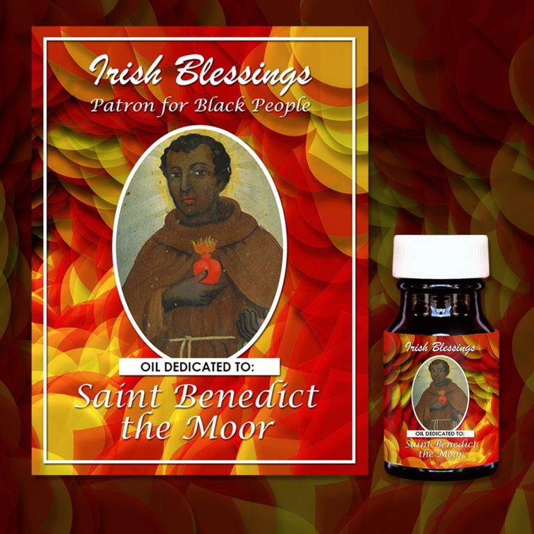 St Benedict the Moor