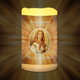 St Dymphna Patron for Anxiety