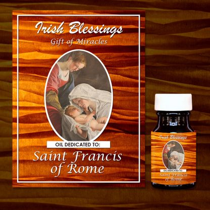 St Francis of Rome Gift of Miracles