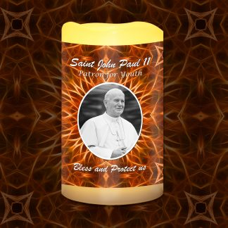 St John Paul 11 Patron for Youth