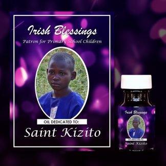 St Kizito Healing Oil (Patron for Primary School children)