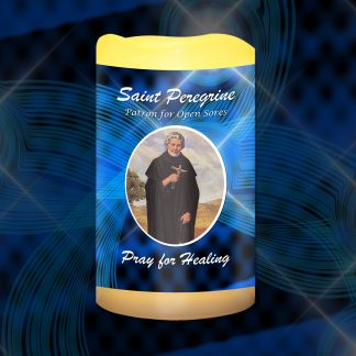 St Peregrine Patron for Open Sores