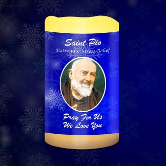 St Pio Patron for Stress Relief